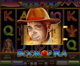 Book of Ra internetowe